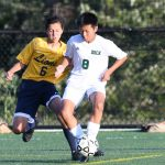 Boys Junior Varsity Soccer stays even with Holy Ghost Prep 1-1