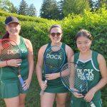 Girls Tennis sweeps Singles to beat Calvary Christian 5-2