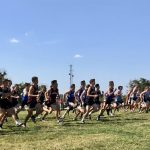 Boys Cross Country Team Competes at the Sweetest Place on Earth