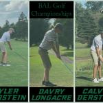 Pioneers head to BAL Golf Championships
