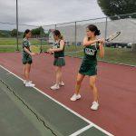 Girls Tennis falls to Jenkintown 5 – 2