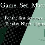 Tuesday. Night. Lights