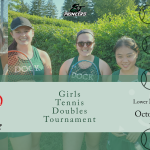 Pioneers head to BAL Girls Tennis Doubles Tournament