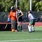 Girls Middle School Field Hockey beats Pennridge South Middle School