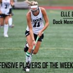 Elle Bergey PhilaFH OFFENSIVE PLAYER OF THE WEEK presented by SweetStx