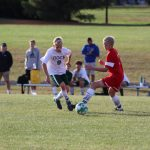 Coed Middle School Soccer falls to Indian Valley Middle School
