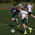 Coed Middle School Soccer falls to Pennridge North Middle School