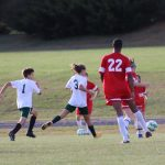 Co-Ed Middle School Soccer vs Indian Valley 10/8/19