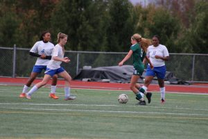 Girls Varsity Soccer vs The Christian Academy 10/17/19