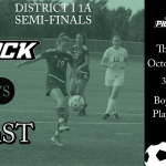Girls Varsity Soccer to Compete in District I Semi-Finals
