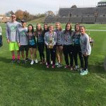 Dock Girls Cross Country takes District 1 Crown