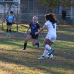 Girls Varsity Soccer vs MaST 10/24/19 (District Semi-Finals)