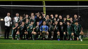 Dock vs Delco at CB West – District 1 Finals – October 30, 2019