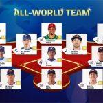 Erik Kratz Named To All-World Team