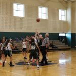 Dock Pioneers MS Girls V Basketball vs. Penn North 11.19.19