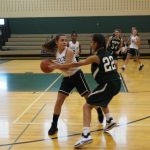 Girls Middle School Basketball falls to Pennridge North Middle School