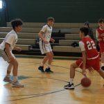 Dock 8th Grade Basketball team Defeats Pennridge North