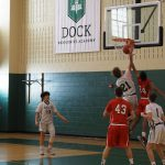 Dock Boys 8th grade Basketball Team Defeats Pennridge South