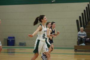 Girls V/JV Basketball vs Lower Moreland 1/28