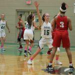 Girls Varsity Basketball vs Bristol 1/30