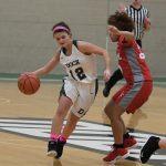 Girls Varsity Basketball falls to * Bristol 37 – 31