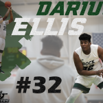 Boys Varsity Basketball: Darius Ellis