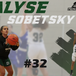Girls Varsity Basketball: Alyse Sobetsky