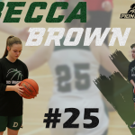 Girls Varsity Basketball: Becca Brown