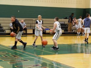 Dock Middle School JV Boys Basketball vs. Pennfield 2.5.20 (SP)