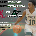 Boys Basketball Last Regular Season Home Game Tonight!