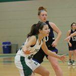 Girls Varsity Basketball falls to Lower Moreland 49 – 18