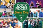 Dock Rocks Giving Day Is Here – 5.15.2020