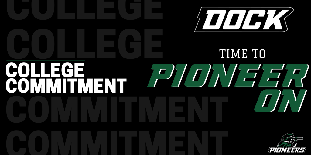 Dock Celebrates College Committed Athletes