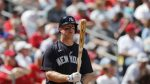 Erik Kratz, Dock Grad, called up to Join Yankees