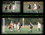 Boys Junior Varsity Soccer beats Delaware County Christian School 1 – 0