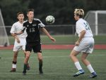 Strong Second Half Gives Dock JV Soccer Win Over Calvary