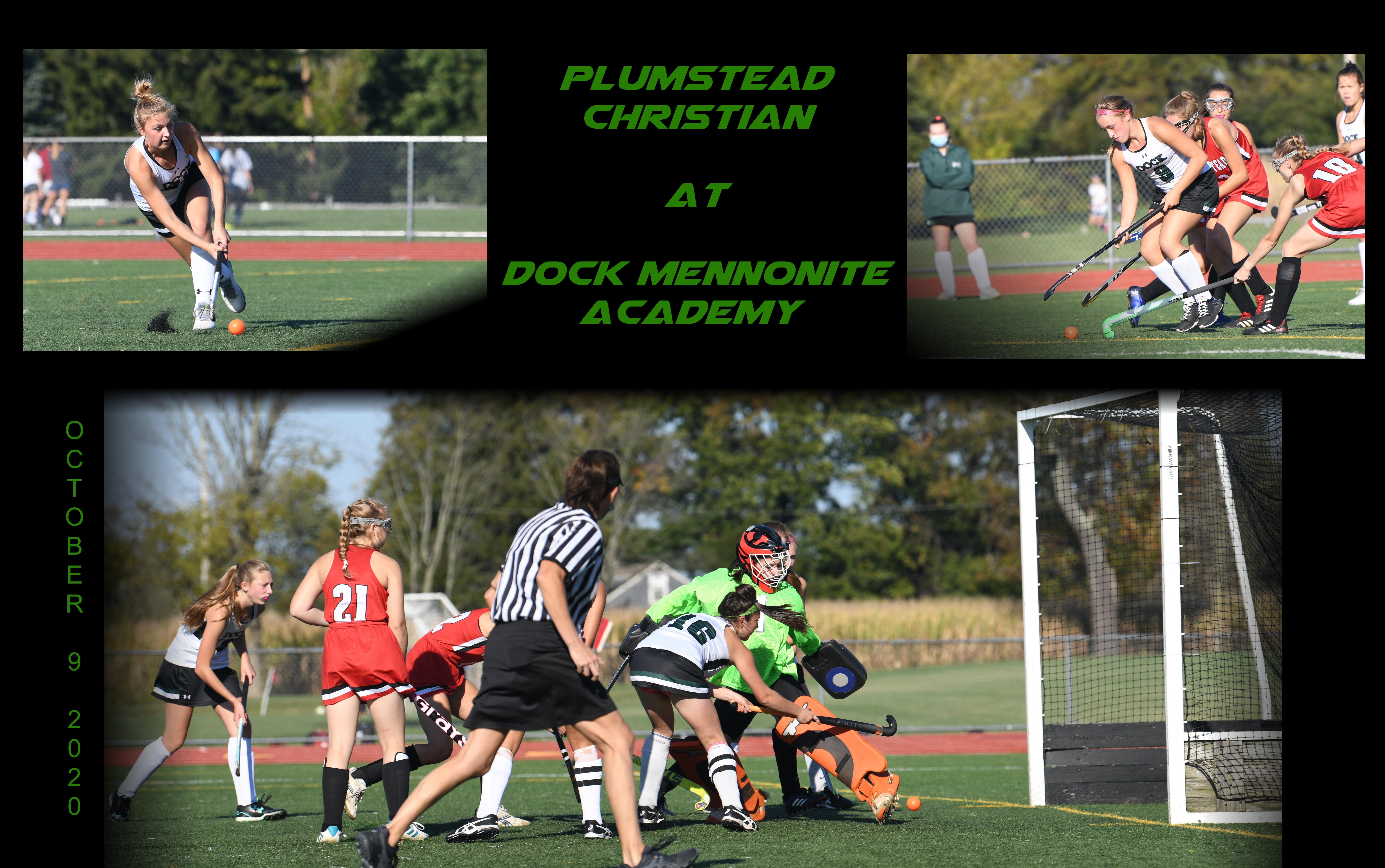 Dock vs Plumstead Christian – October 9, 2020