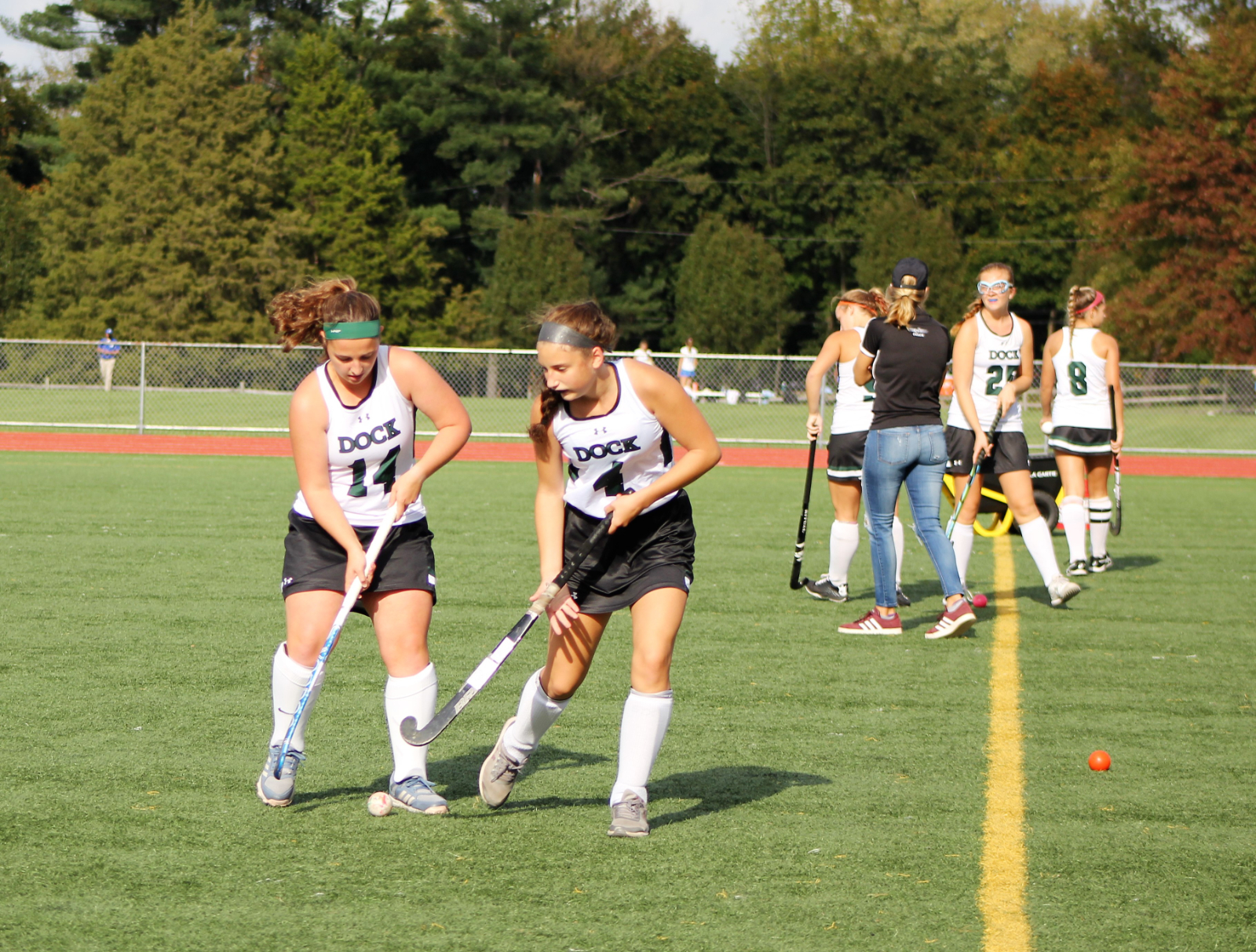 Girls Varsity Field Hockey vs. Delco