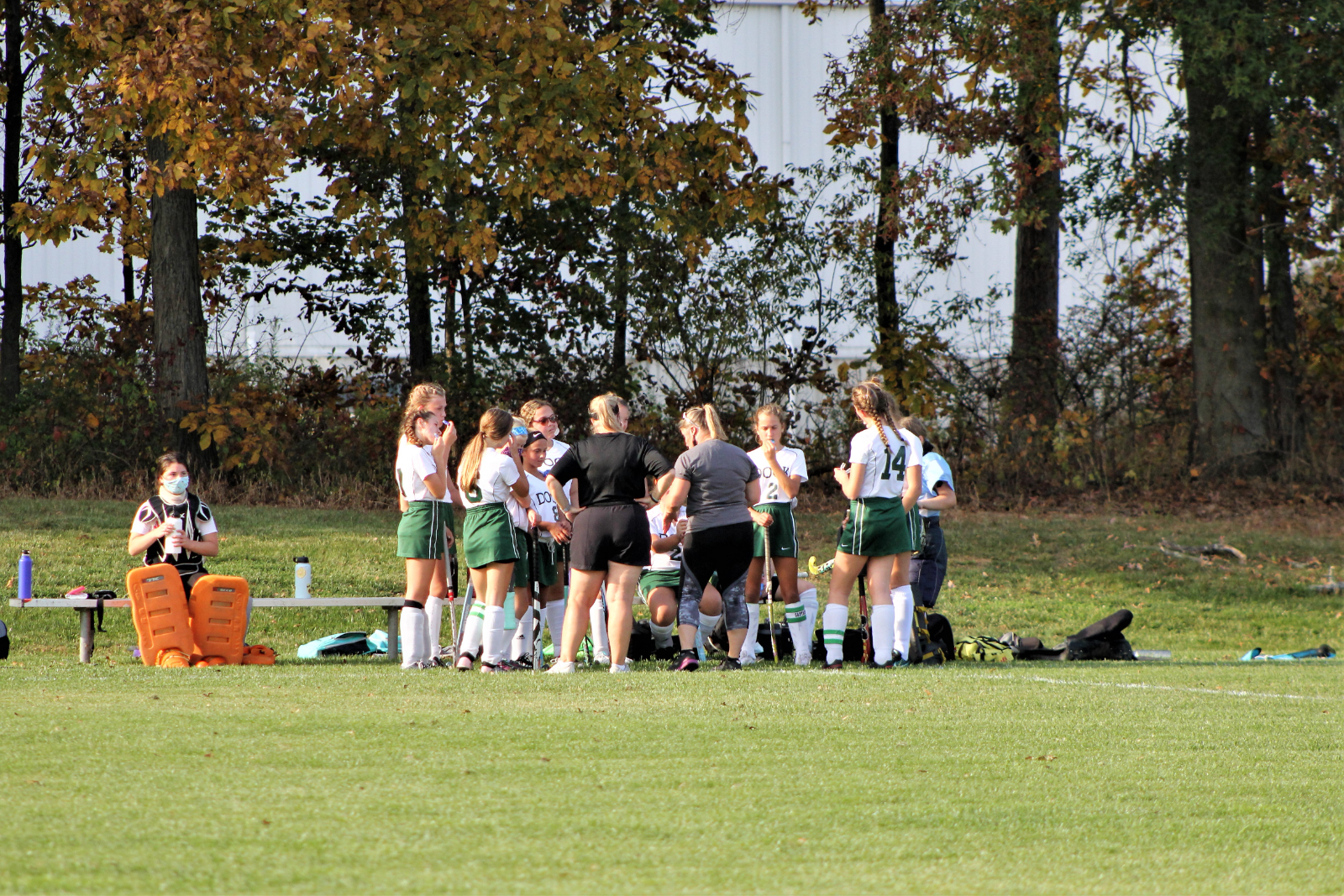 Middle School Girls Field Hockey vs. Pennfield