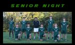 Boys Soccer - Senior Night Ceremony - October 19, 2020