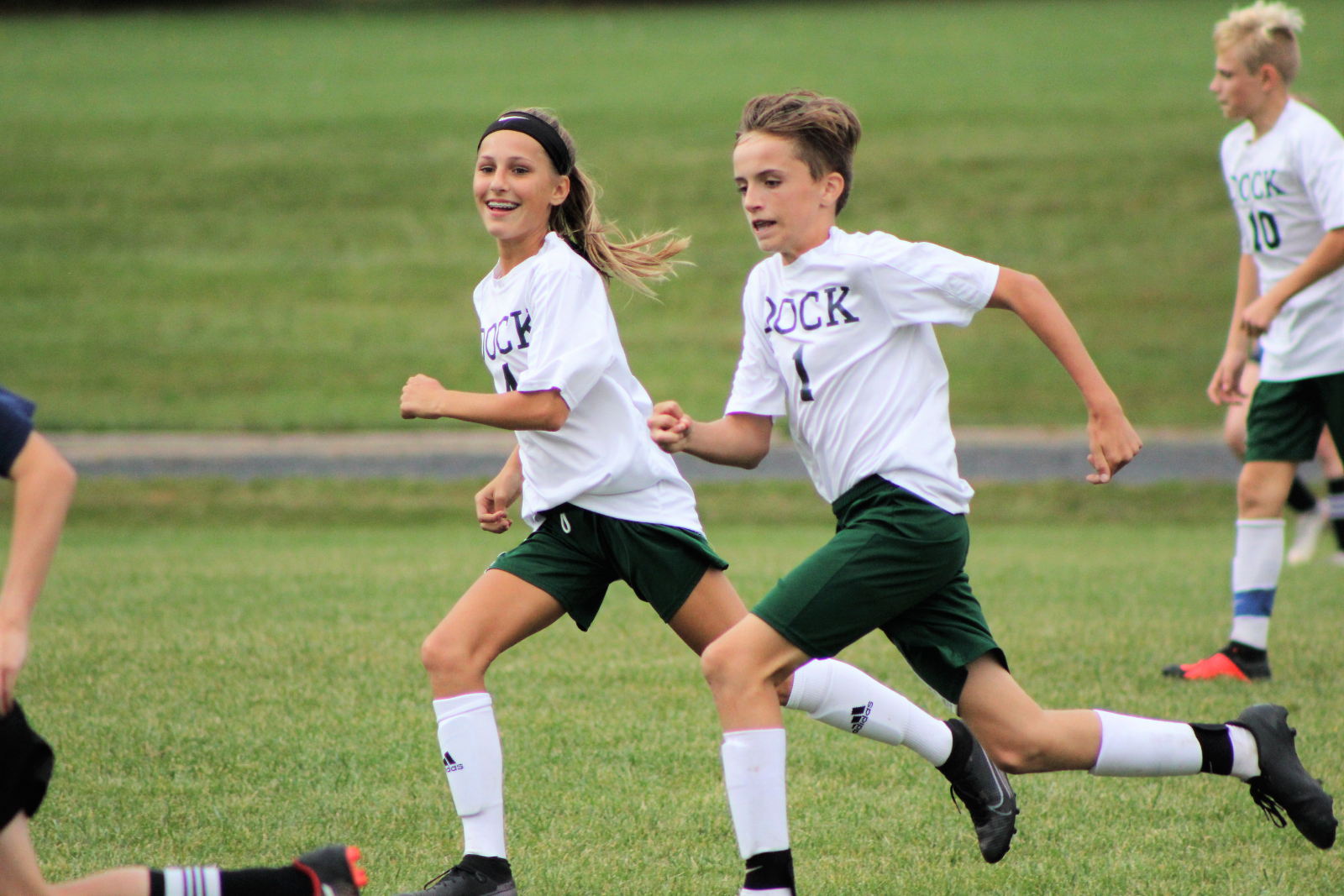 Middle School Varsity Soccer vs. Penndale