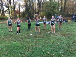 Girls Cross Country Wins BAL Title