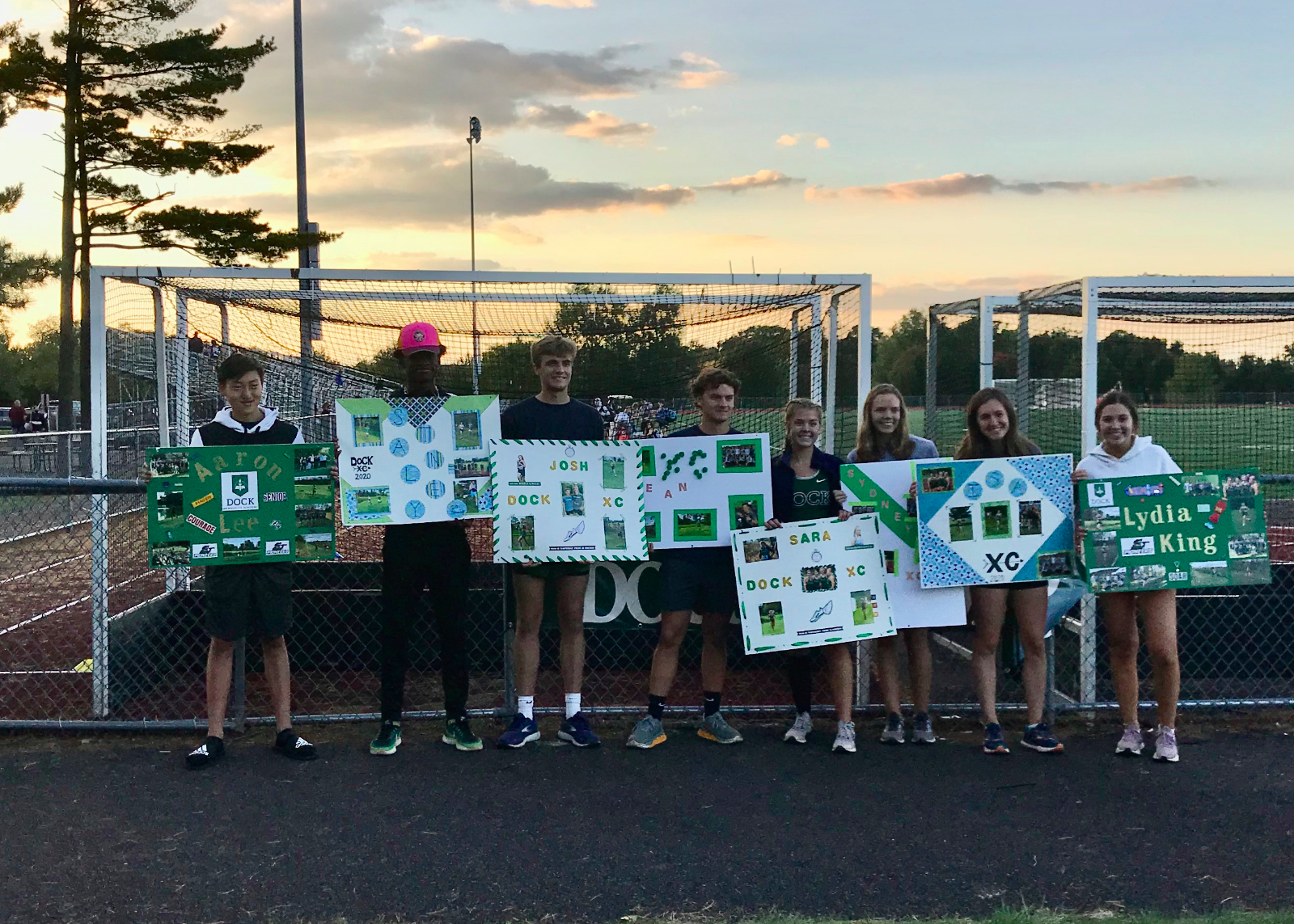 Dock XC Girls & Boys Senior Night-Oct 02, 2020