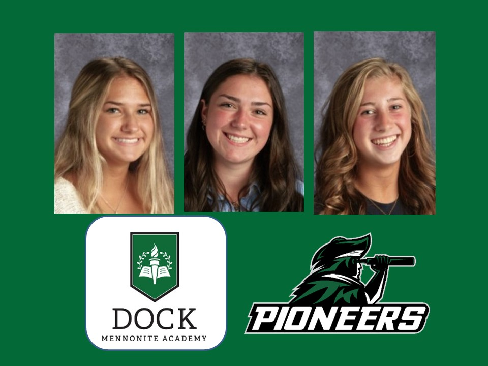 Dock FH Sends Godshall, Yetter, and Derstine To All State Team