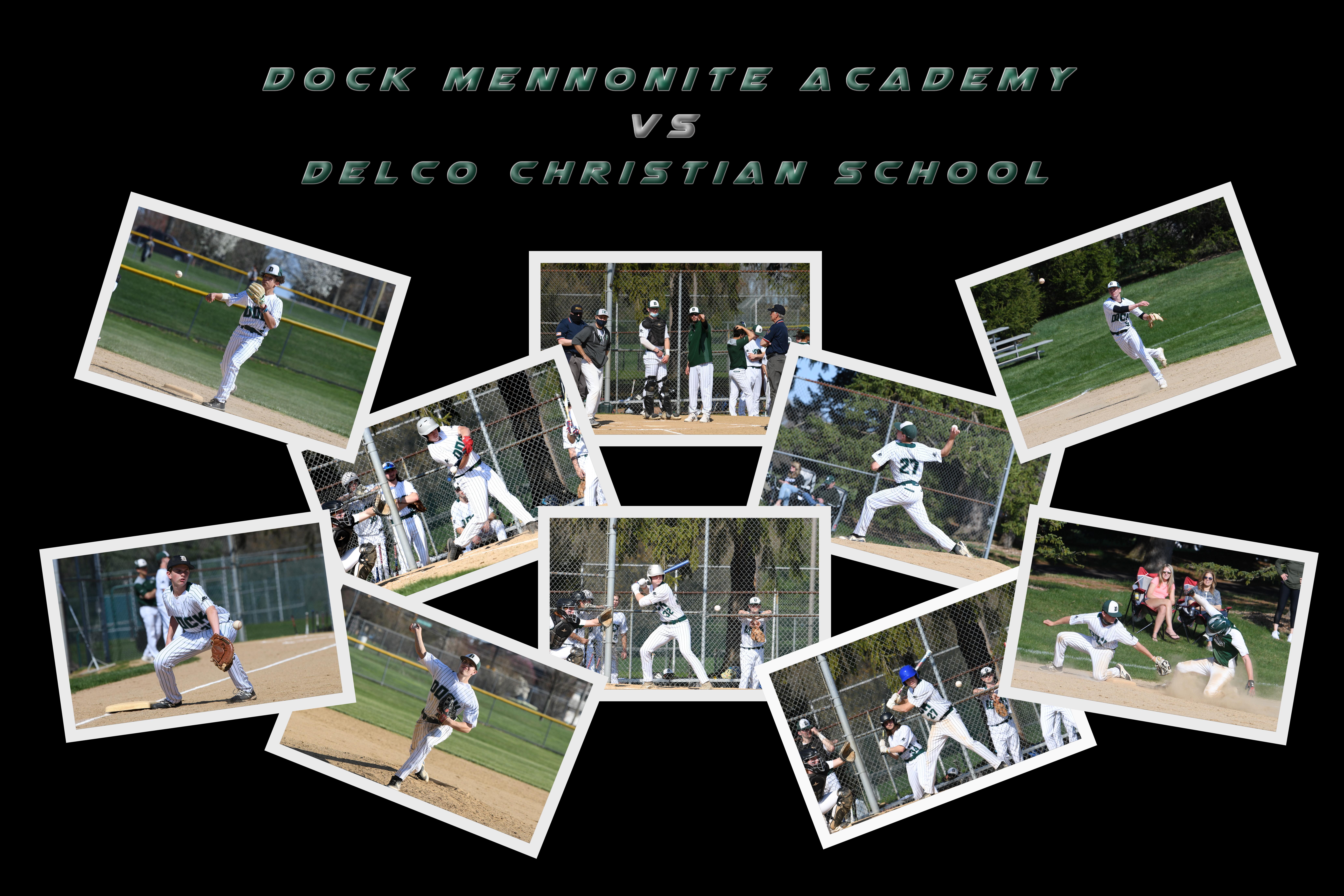 Dock vs Delco – April 8, 2021