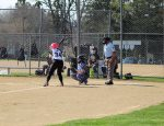Girls Softball vs Morrisville 4/8/2021 (sfp)