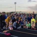 Girls Tracks Wins 3rd HHC Conference Title!