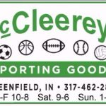 McCleerey's Back to School and Fall Sport Sales!