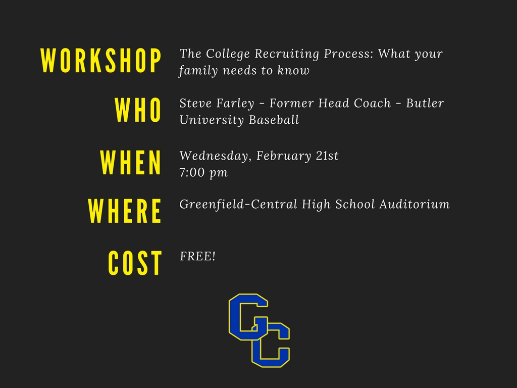 """""""The College Athletic Recruiting Process: What Your Family Needs to Know"""""""