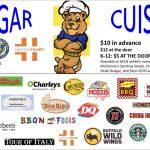 Cougar Cuisine February 2nd!